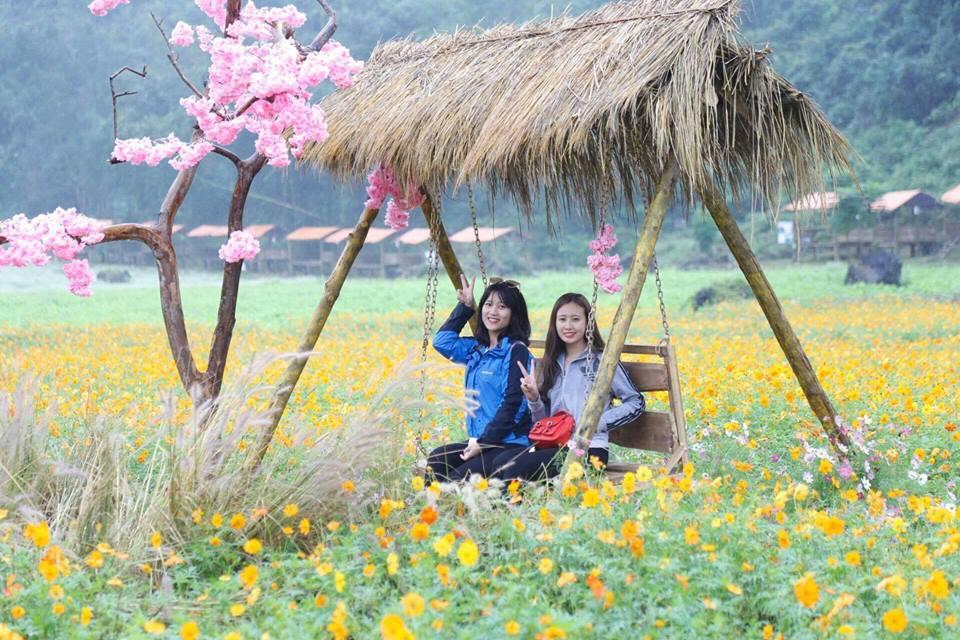 Lịm tim giữa thung lũng hoa Bắc Sơn bồng bềnh ở xứ Lạng-6