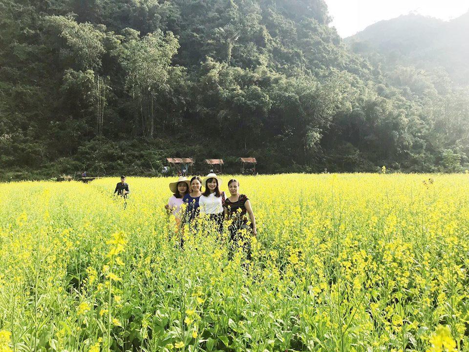 Lịm tim giữa thung lũng hoa Bắc Sơn bồng bềnh ở xứ Lạng-7