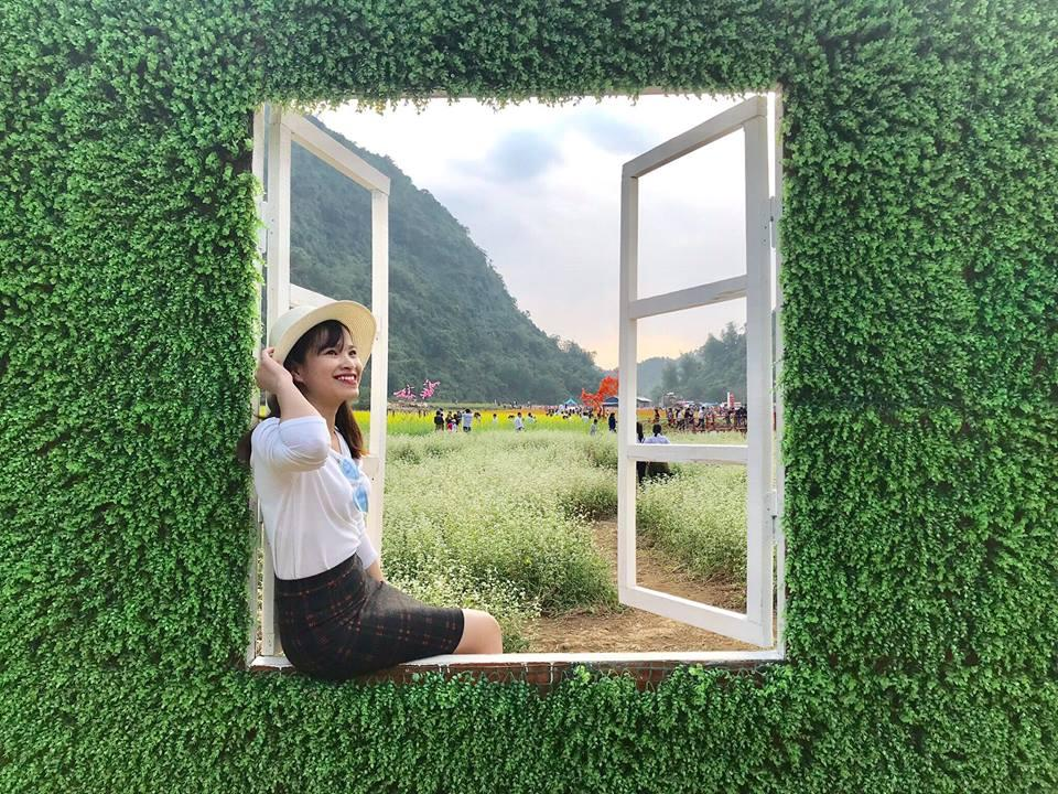 Lịm tim giữa thung lũng hoa Bắc Sơn bồng bềnh ở xứ Lạng-8