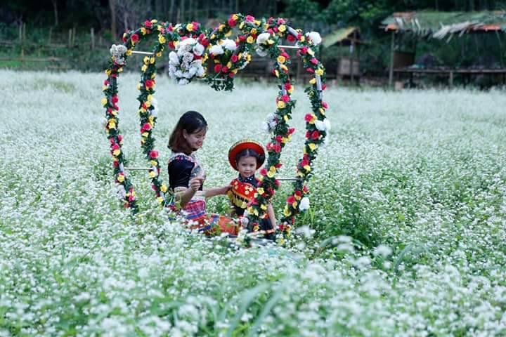 Lịm tim giữa thung lũng hoa Bắc Sơn bồng bềnh ở xứ Lạng-10