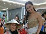 'Hoa hậu Sắc đẹp Hoàn cầu': Khánh Ngân lọt top 5 thí sinh được yêu thích