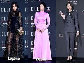 Yoona diện style menswear - mỹ nhân 'Hậu duệ mặt trời' sến sẩm với váy hồng