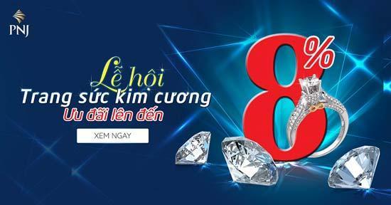 PNJ ưu đãi lớn chương trình Lễ hội trang sức kim cương-8