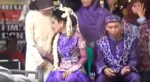 Phải lấy người không yêu, cô dâu khóc đến ngất trong đám cưới-2