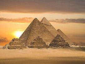 Phát hiện chấn động về Kim Tự Tháp Giza