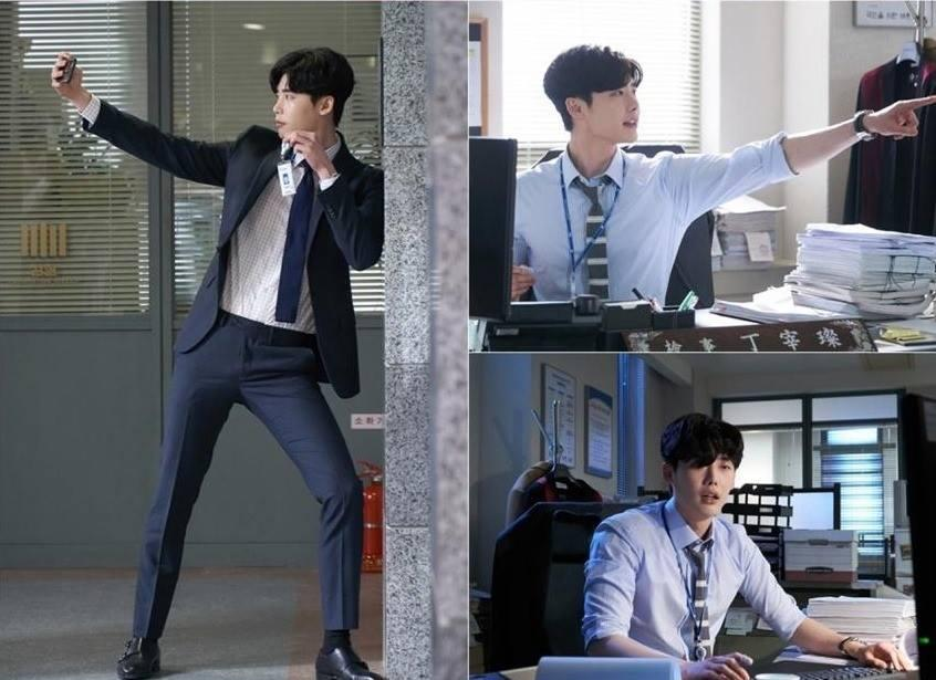 Khi nàng say giấc: Ảnh hậu trường cực đáng yêu của Lee Jong Suk và Suzy-5