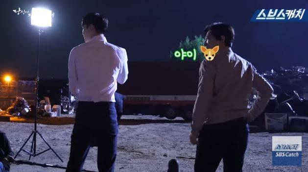 Khi nàng say giấc: Ảnh hậu trường cực đáng yêu của Lee Jong Suk và Suzy-10