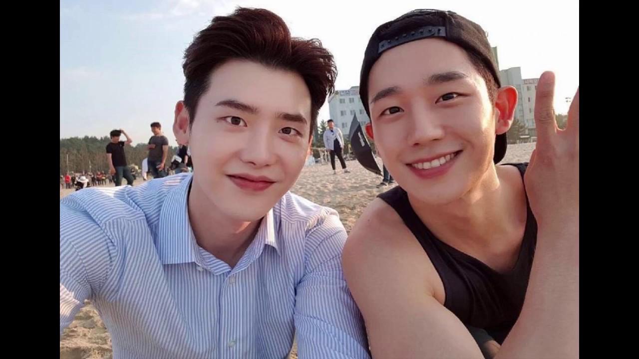 Khi nàng say giấc: Ảnh hậu trường cực đáng yêu của Lee Jong Suk và Suzy-11