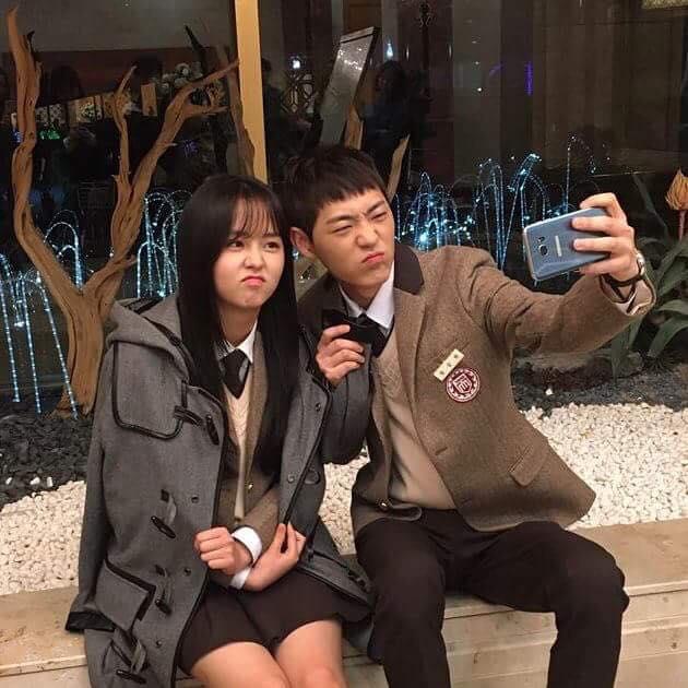 Khi nàng say giấc: Ảnh hậu trường cực đáng yêu của Lee Jong Suk và Suzy-13