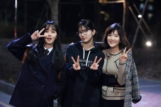 Khi nàng say giấc: Ảnh hậu trường cực đáng yêu của Lee Jong Suk và Suzy-14