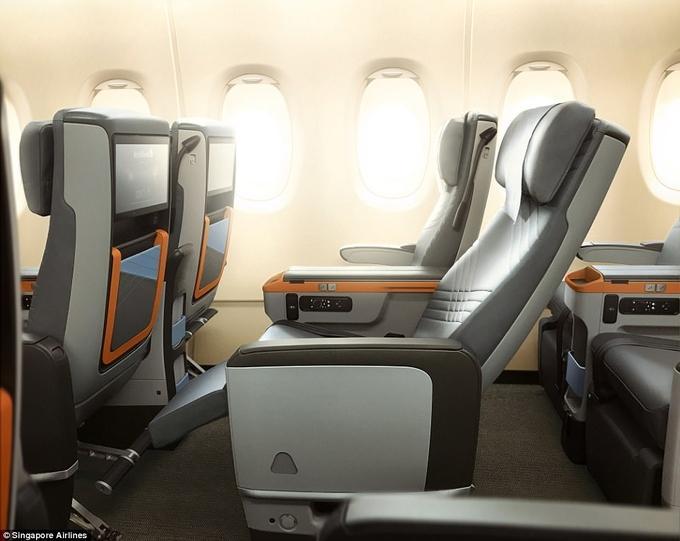 Khoang máy bay giường đôi như phòng khách sạn-8