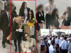 100 bảo vệ giúp T-ara an toàn thoát khỏi vòng vây fan Việt