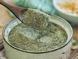 Tự làm bột tôm rong biển nêm món ăn tuyệt ngon