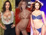 Thiên thần Victorias Secret - Elsa Hosk diện nội y gắn 275.000 viên pha lê-3