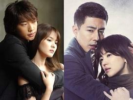 6 người tình tin đồn của Song Hye Kyo: Ai cũng tình duyên viên mãn, chỉ có Jo In Sung vẫn lẻ bóng cô đơn