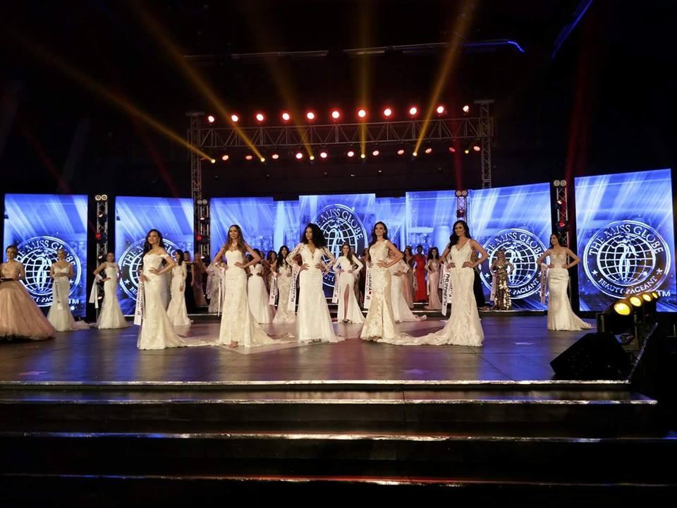 Đi thi trong âm thầm, Khánh Ngân xuất sắc đăng quang Hoa hậu Hoàn cầu 2017-2