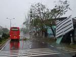 Bão Damrey giật cấp 15 quần thảo Phú Yên - Khánh Hòa