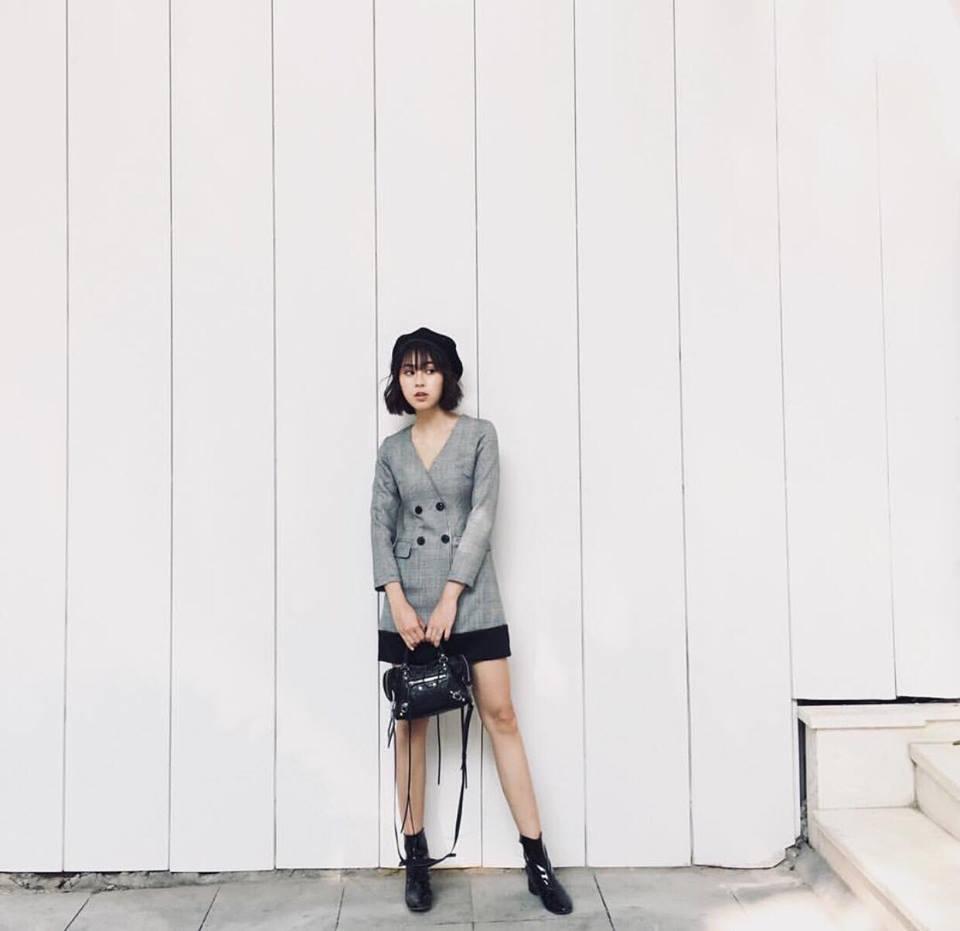 Cùng phải lòng áo trễ vai, Khánh Linh - Quỳnh Anh Shyn diện street style cực bắt mắt-3