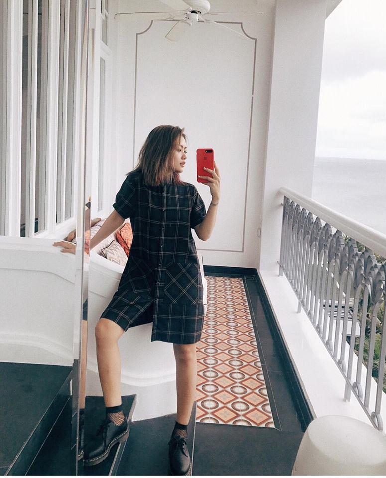 Cùng phải lòng áo trễ vai, Khánh Linh - Quỳnh Anh Shyn diện street style cực bắt mắt-5