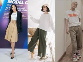 Thời tiết mát mẻ, mặc gì để các nàng 'chất phát ngất' như fashionista?