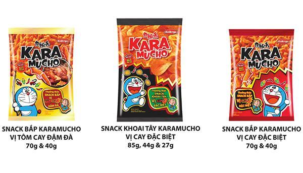 Snack cay Nhật đến Việt Nam-1