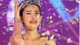 Bị chê xấu khi đăng quang Hoa hậu, Lê Âu Ngân Anh là cụm từ được tìm kiếm nhiều nhất tuần qua
