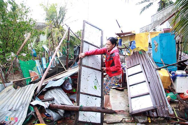 20 người thiệt mạng, 17 người mất tích do bão số 12-1