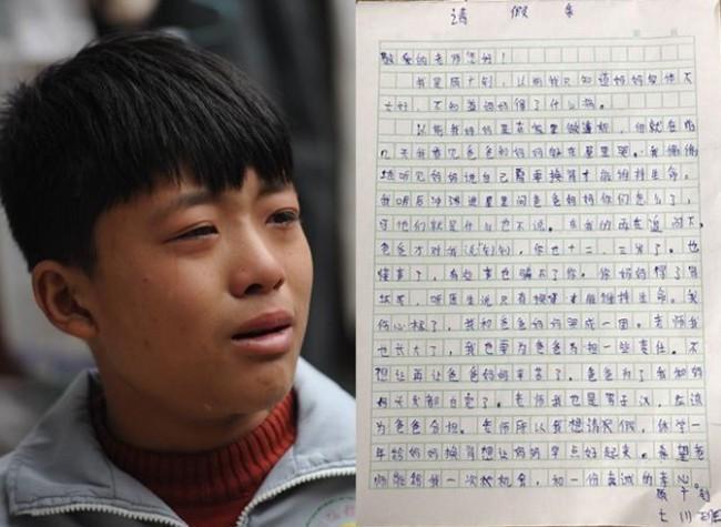 Cảm động cậu bé 12 tuổi bỏ học đi dỡ lạc thuê kiếm tiền chữa bệnh cho mẹ-3