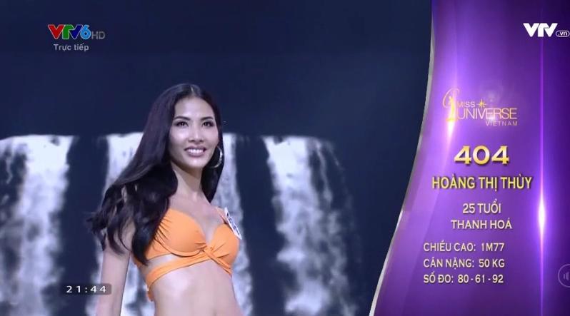 Hoàng Thùy và Mâu thủy tỏa sáng rực rỡ đêm bán kết Hoa hậu Hoàn vũ Việt Nam 2017-1