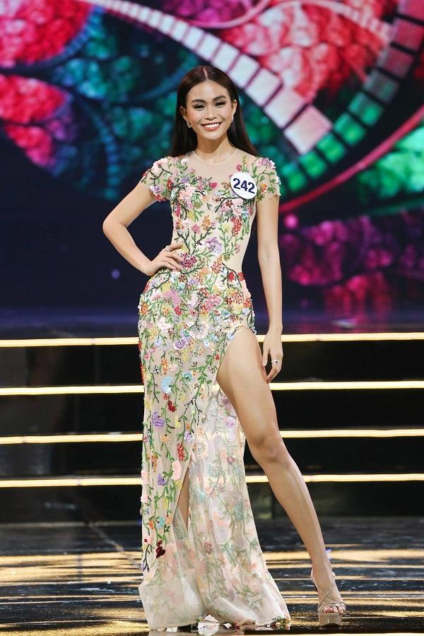 Hoàng Thùy và Mâu thủy tỏa sáng rực rỡ đêm bán kết Hoa hậu Hoàn vũ Việt Nam 2017-6