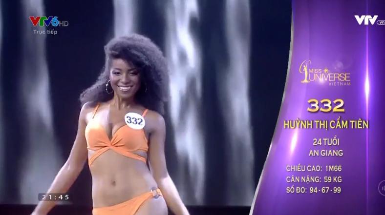 Hoàng Thùy và Mâu thủy tỏa sáng rực rỡ đêm bán kết Hoa hậu Hoàn vũ Việt Nam 2017-10