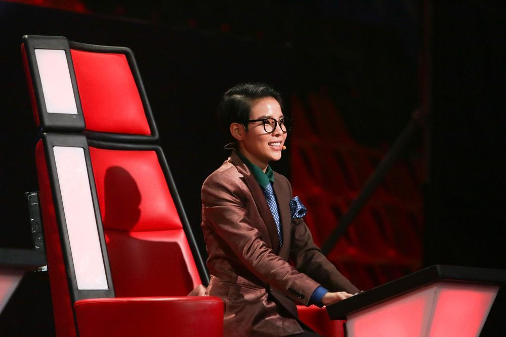 Tiên Cookie dạy học trò Giặt xong lại mặc gây sốt mạnh mẽ tại The Voice Kids-4