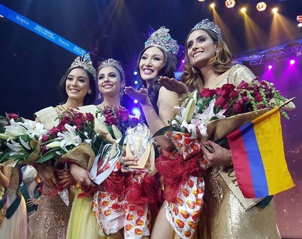 Tân Hoa hậu Trái đất người Philippines bị chê già và kém sắc-1