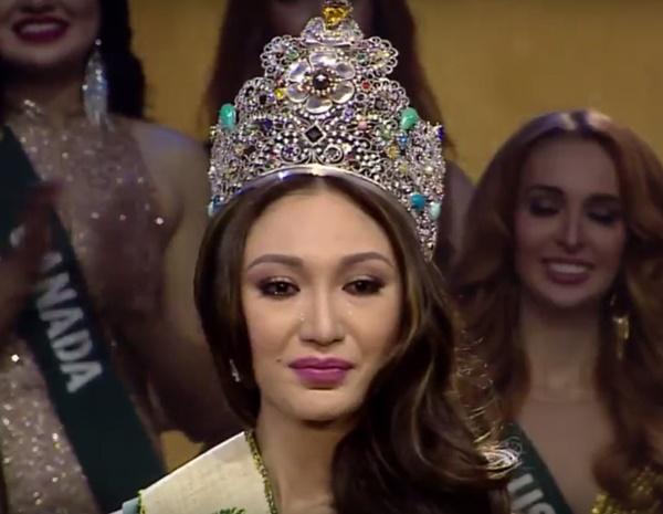 Tân Hoa hậu Trái đất người Philippines bị chê già và kém sắc-2