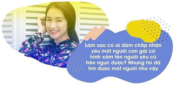 Hòa Minzy: Bạn trai mới trí thức, nhân ái, và chấp nhận hình xăm cũ-7