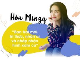 Hòa Minzy: 'Bạn trai mới trí thức, nhân ái, và chấp nhận hình xăm cũ'