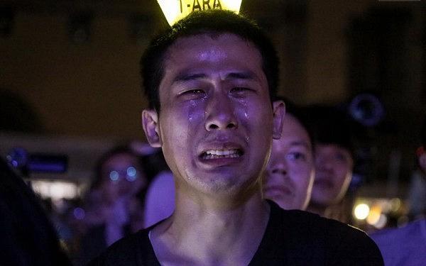 T-ara: Mỗi lần sang Việt Nam là lại có thêm một fan nam khóc nức nở-1