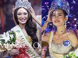 'Đè bẹp' Hoa hậu Đại Dương 2017, Miss Earth chiếm trọn 'spotlight' tuần qua