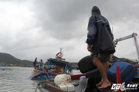 Người hùng lao ra biển cứu hơn 200 ngư dân bị lật bè trong bão số 12