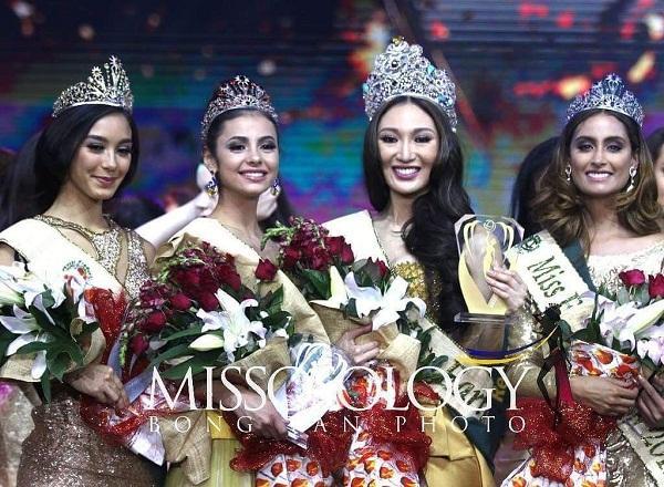 Đè bẹp Hoa hậu Đại Dương 2017, Miss Earth chiếm trọn spotlight tuần qua-5