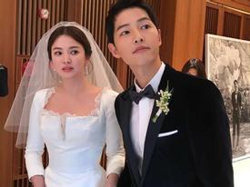 Dior hé lộ những bức hình hiếm có về quá trình tạo nên chiếc váy cưới của Song Hye Kyo