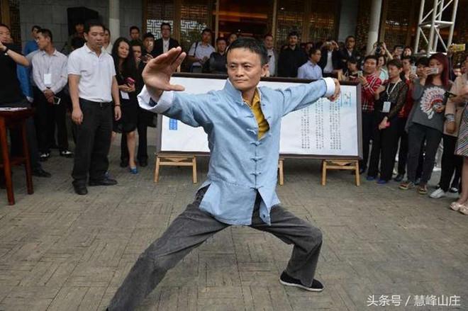 Chân Tử Đan: Tôi là dân chuyên nghiệp, sẽ nhường Jack Ma-3