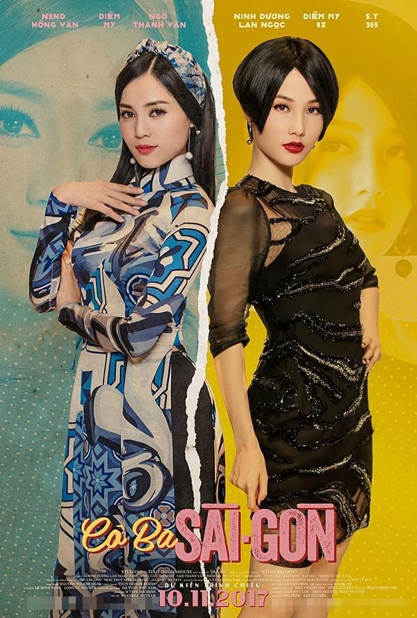 Ngô Thanh Vân giải thích lý do chọn Lan Ngọc, Diễm My, Đông Nhi cho Cô Ba Sài Gòn-4