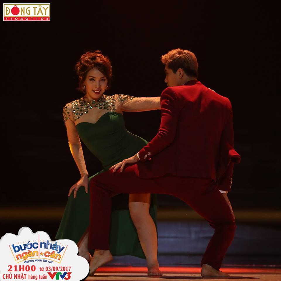 Bước nhảy ngàn cân: Bà mẹ một con khiến Trương Quỳnh Anh 'bái phục' khi diễn xuất cực ngọt với Tim-1