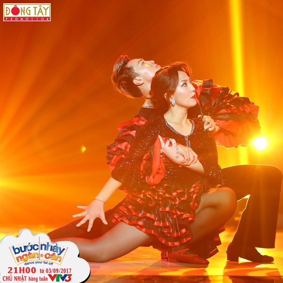 Bước nhảy ngàn cân: Bà mẹ một con khiến Trương Quỳnh Anh 'bái phục' khi diễn xuất cực ngọt với Tim-2