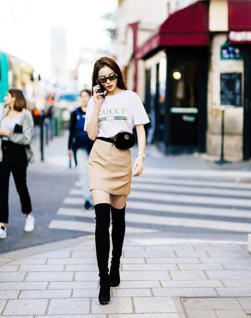 Đụng hàng áo thun Gucci 12 triệu đồng, Tâm Tít khí chất không kém Hà Hồ, Kỳ Duyên-8