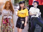 Đụng hàng áo thun Gucci 12 triệu đồng, Tâm Tít 'khí chất' không kém Hà Hồ, Kỳ Duyên
