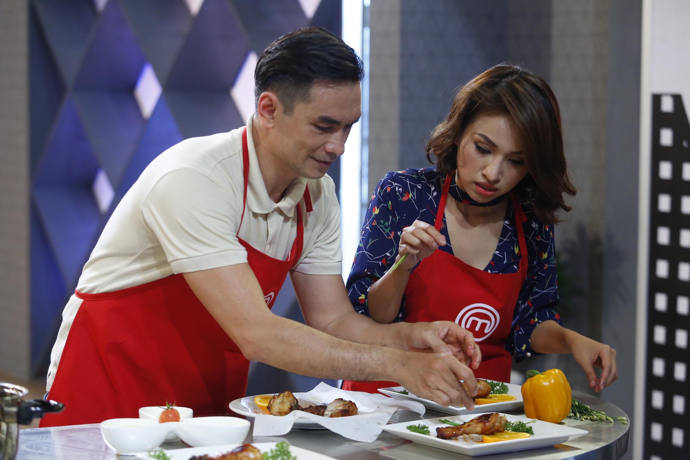 Vua đầu bếp 2017:  Bảo Thanh bất ngờ thất bại trước cô nàng cá tính An Nguy-2
