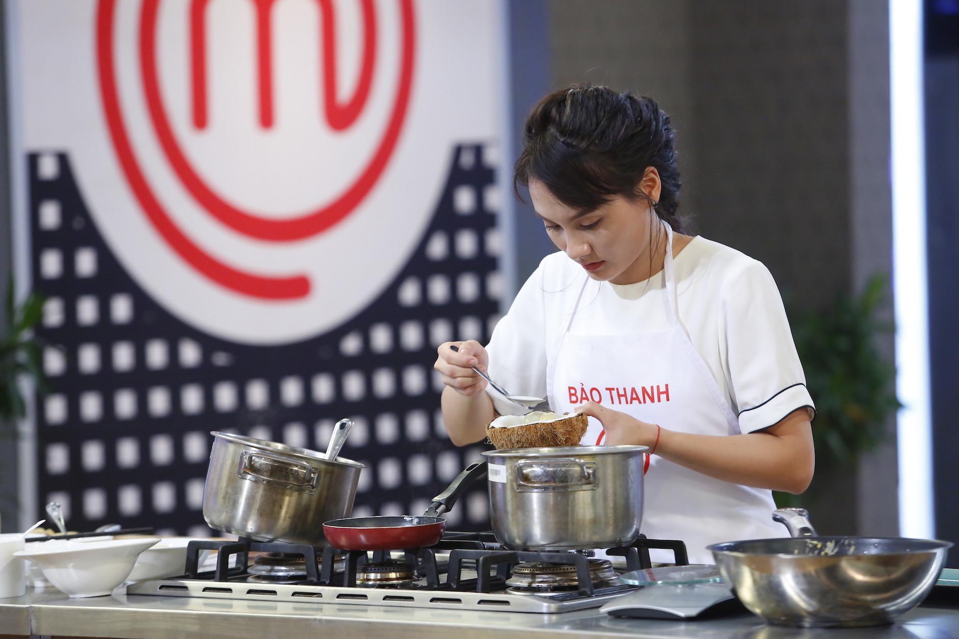 Vua đầu bếp 2017:  Bảo Thanh bất ngờ thất bại trước cô nàng cá tính An Nguy-7