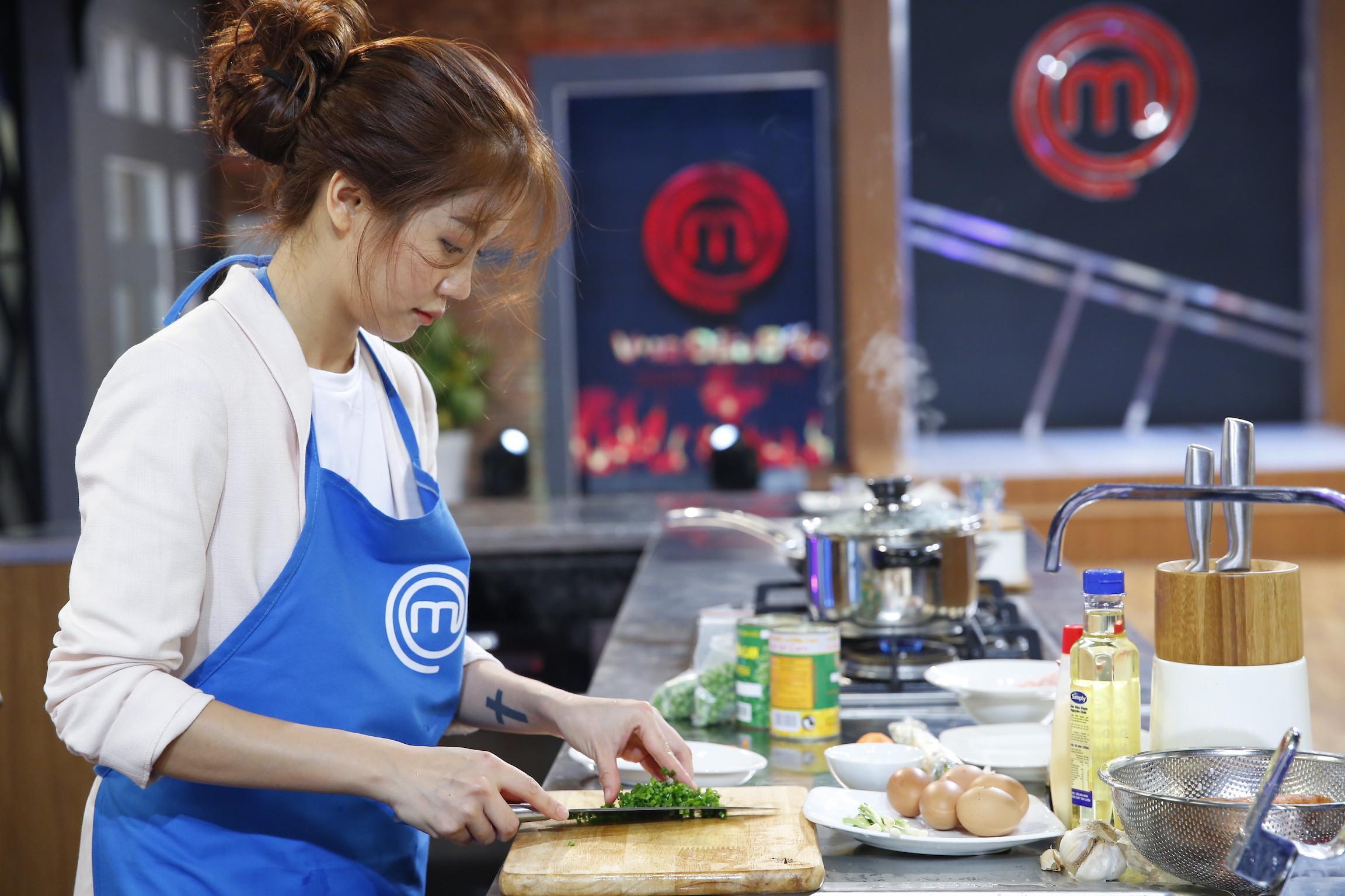 Vua đầu bếp 2017:  Bảo Thanh bất ngờ thất bại trước cô nàng cá tính An Nguy-6